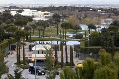 Las mejores zonas para vivir en madrid jaime valcarce for La finca madrid