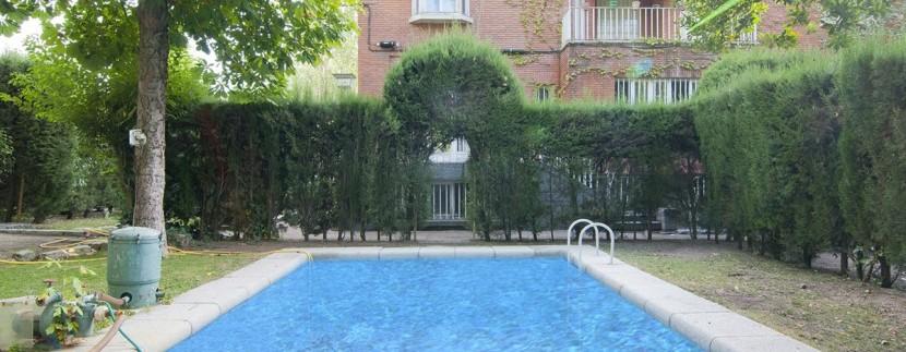 Chalet en El Viso con gran jardín y piscina