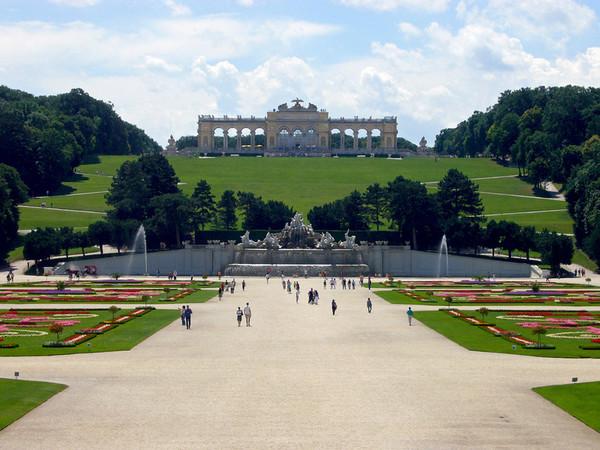 Schönbrunn-Viena-Sissi