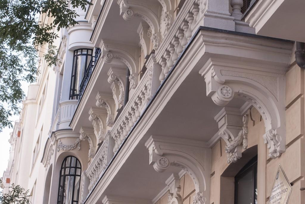 hoteles barrio salamanca madrid