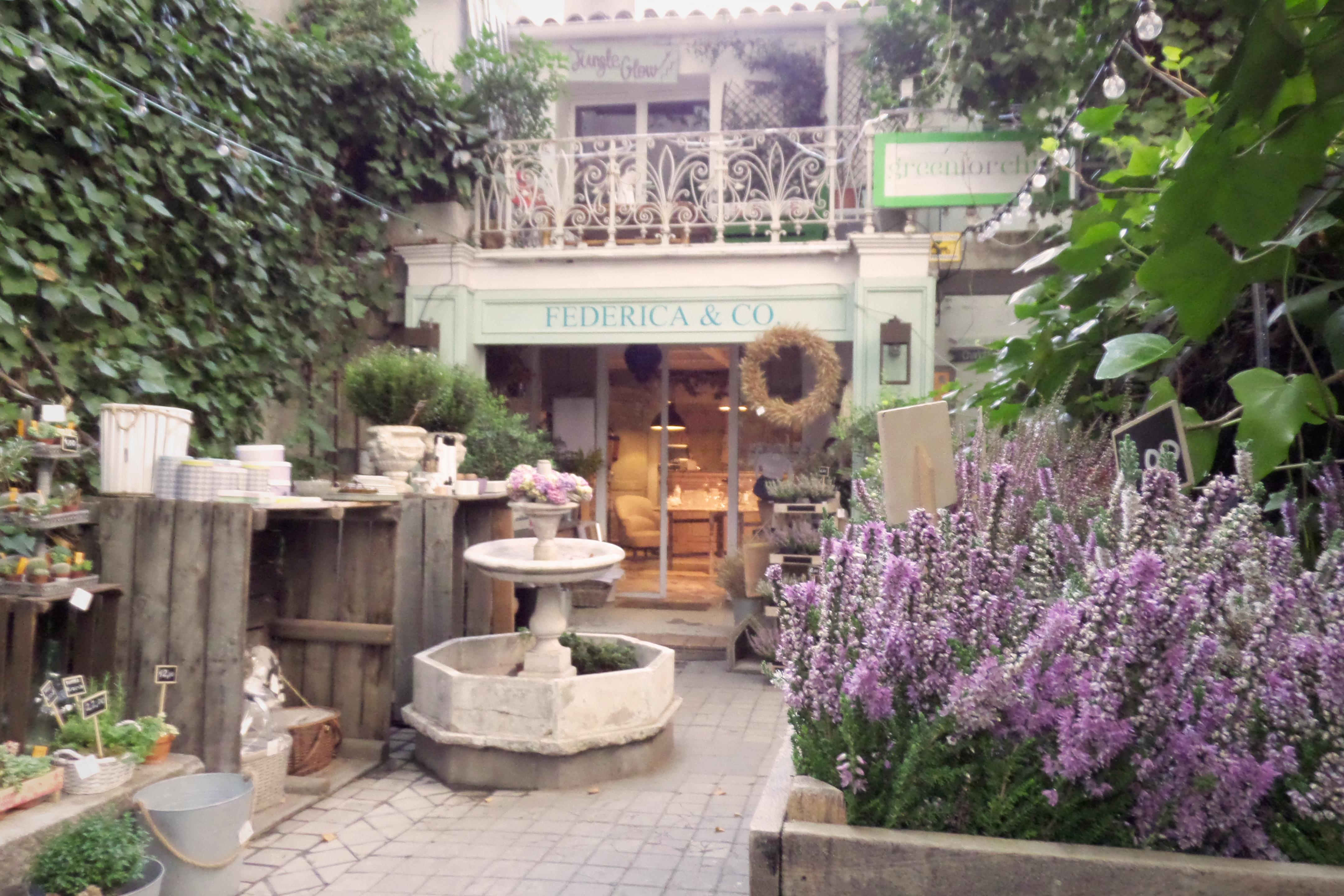 tienda barrio salamanca: