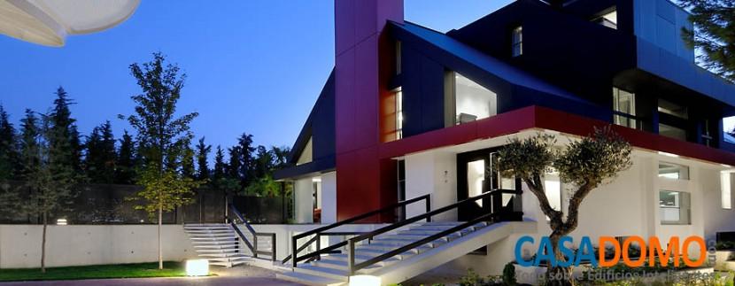 Casa_Domo, Jaime Valcarce, Smart House
