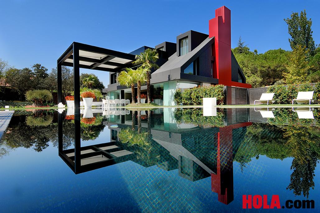 Jaime Valcarce. Hola.com. Smart House.