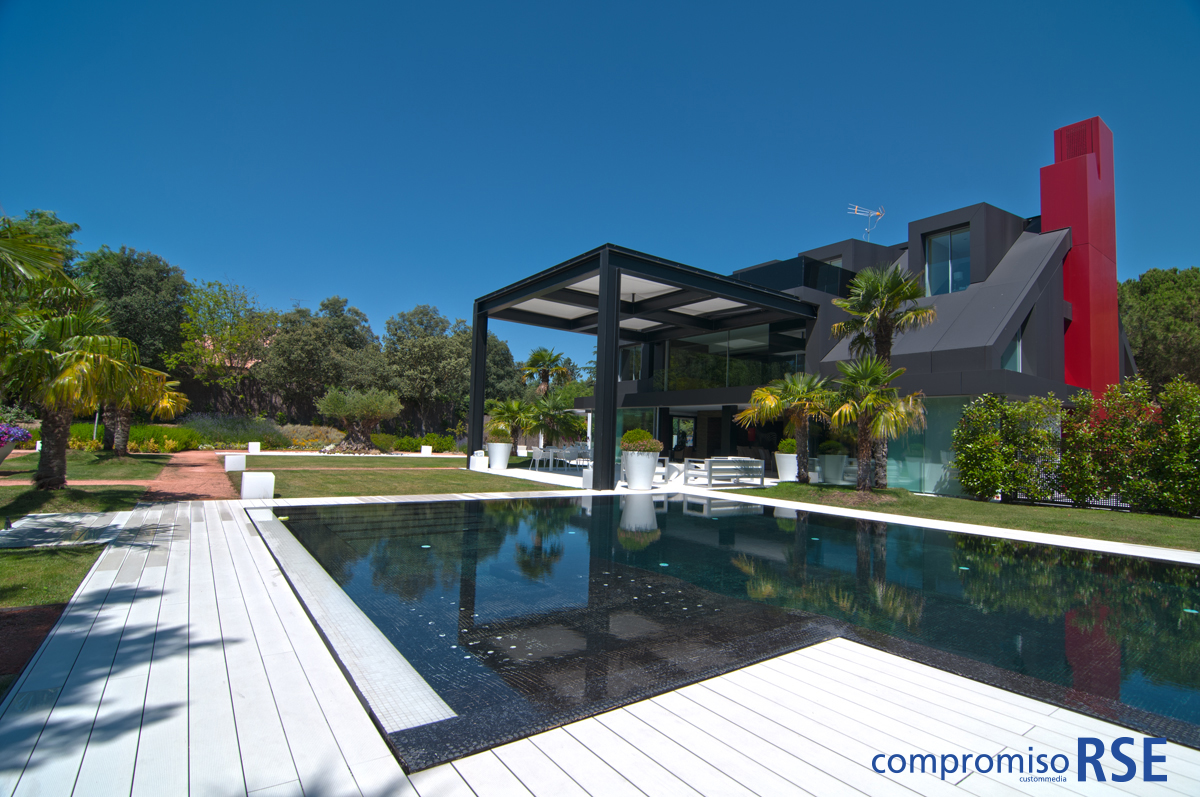 Jaime Valcarce. Compromiso RSE. Smart house.