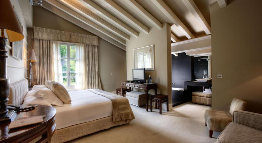 habitación hotel Iturregi