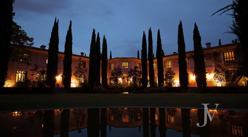 Casa de estilo Toscana en parcela de 10.000m2 39