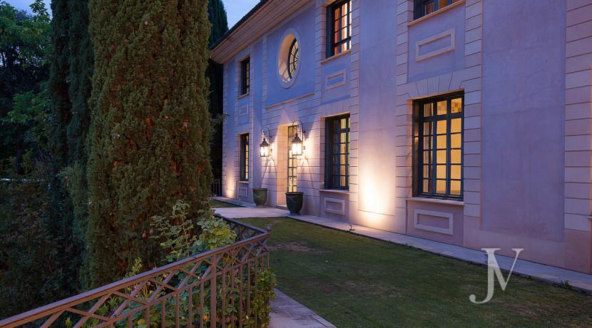 Casa de estilo Toscana en parcela de 10.000m2 7