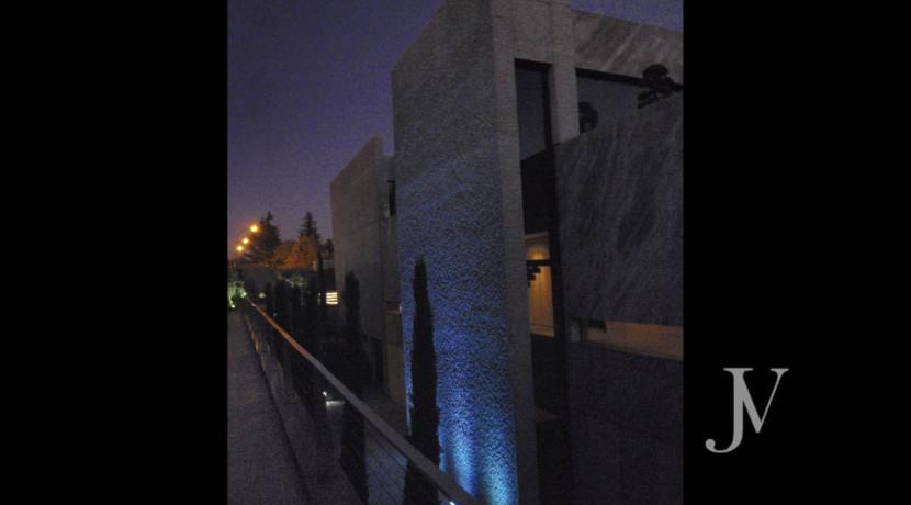 Chalet construido por un prestigioso arquitecto en Valdemarin 38