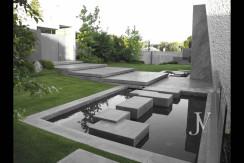 Chalet construido por un prestigioso arquitecto en Valdemarin 8