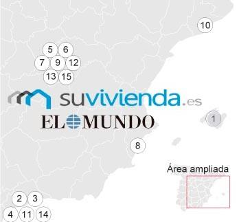 Las casas en venta más caras de España