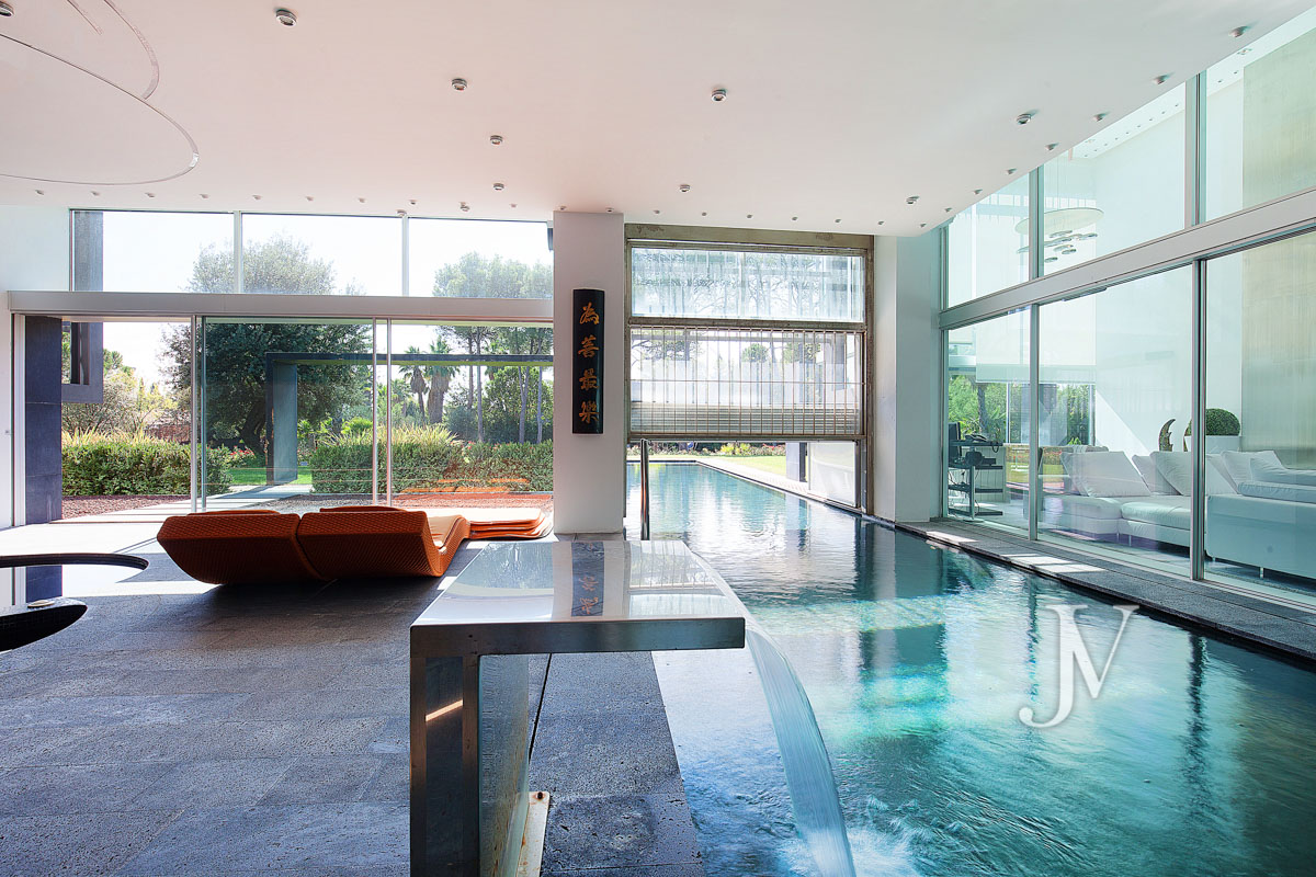Detached house with spa on sale in la moraleja on a 10 - Spa la moraleja ...