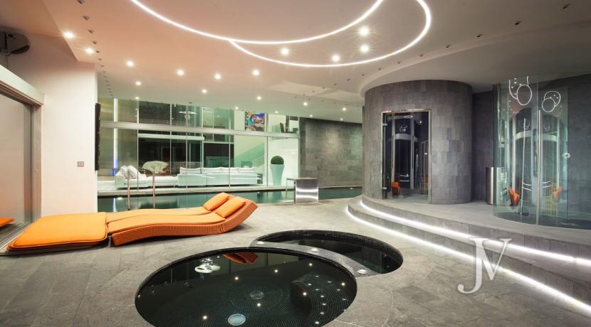 Chalet con Spa en venta en La Moraleja sobre parcela de 10.000m2 7