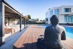 Chalet en venta en La Moraleja, con Spa sobre parcela de 2.700m2 21