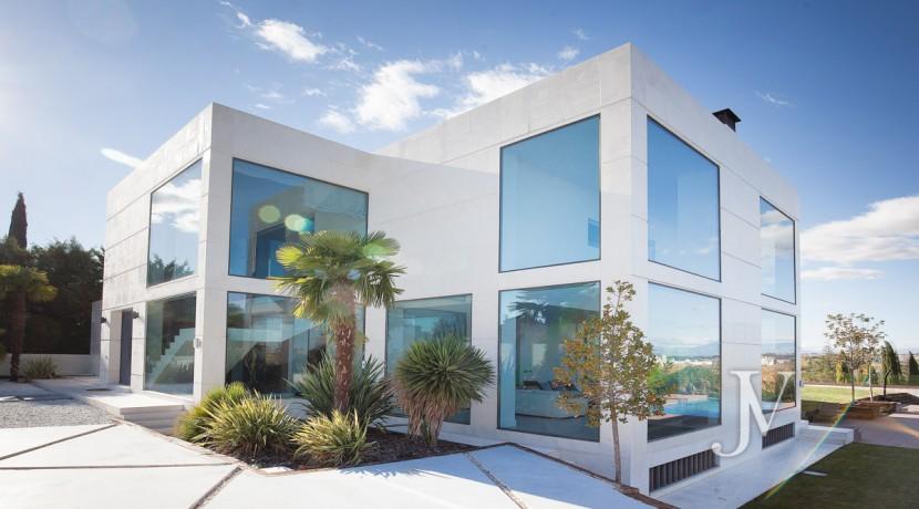 Chalet en venta en La Moraleja, con Spa sobre parcela de 2.700m2 24