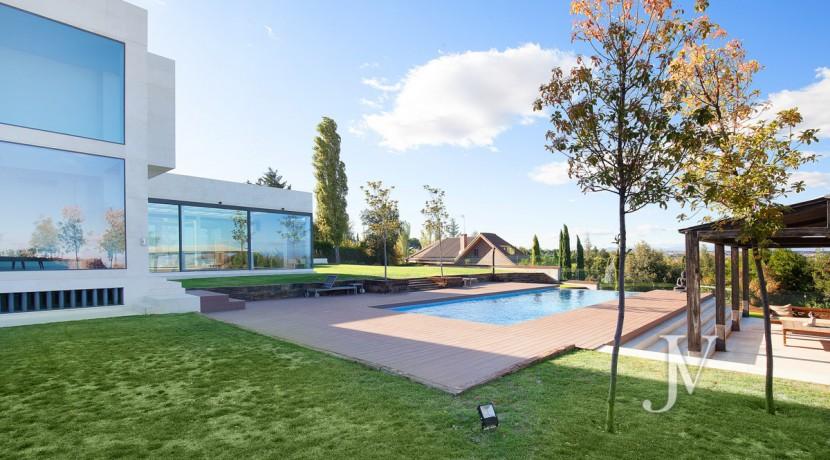 Chalet en venta en La Moraleja, con Spa sobre parcela de 2.700m2 7