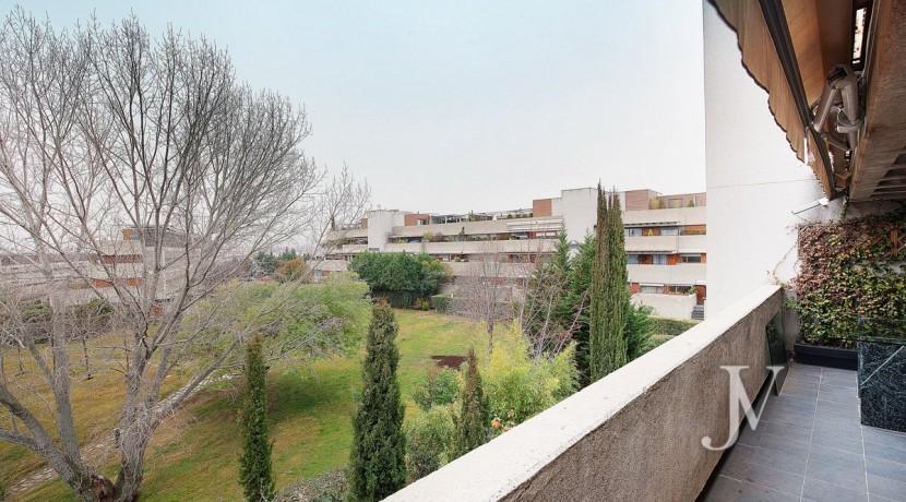 Ático duplex en el Encinar de los Reyes, 186m2 de vivienda + 95m2 de terraza14