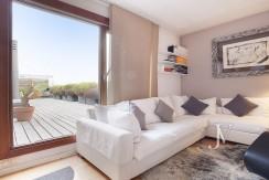 Ático duplex en el Encinar de los Reyes, 186m2 de vivienda + 95m2 de terraza2