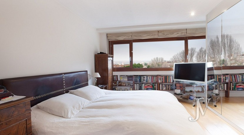 Ático duplex en el Encinar de los Reyes, 186m2 de vivienda + 95m2 de terraza5