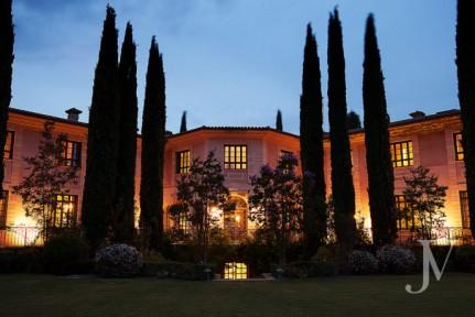 Casa en venta en La Moraleja de estilo Toscana en parcela de 10.000m2