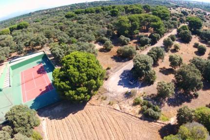 Plot of hectare (10.000m2) in Las Encinas, within Escorzoneras, Pozuelo
