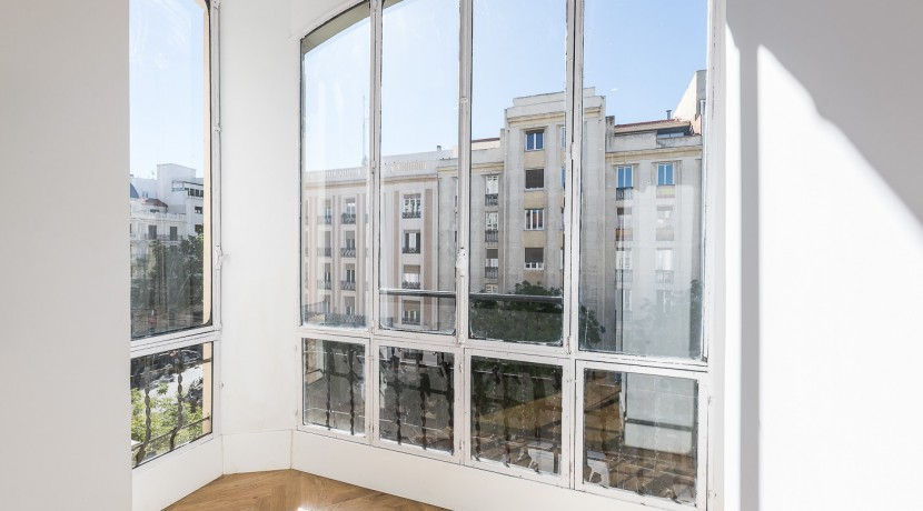 A estrenar, Barrio de Salamanca prime, techos de 3 metros, 252m2 1