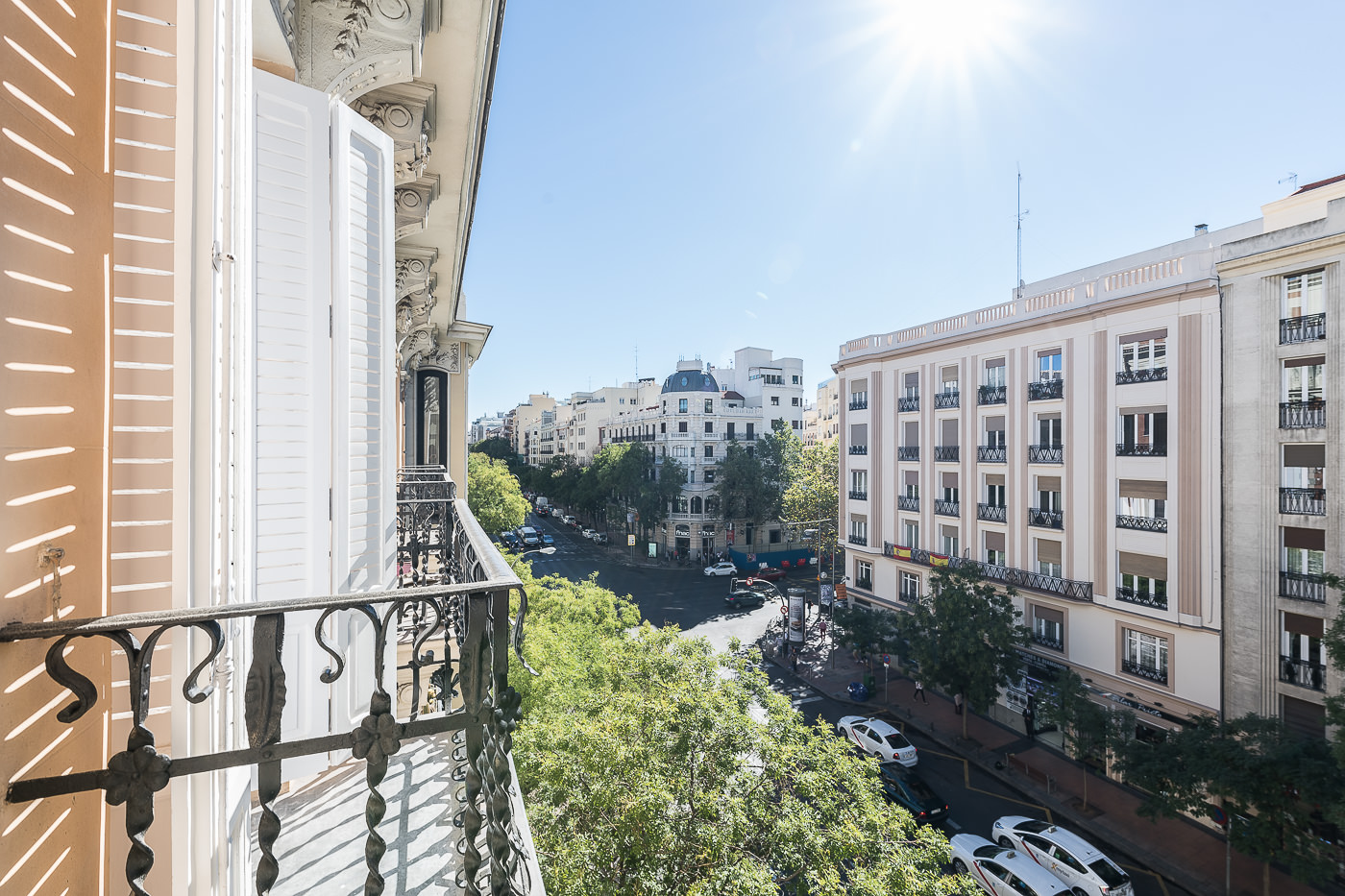 A estrenar barrio de salamanca prime techos de 3 metros 252m2 luxury homes houses for - Pisos a estrenar en madrid ...