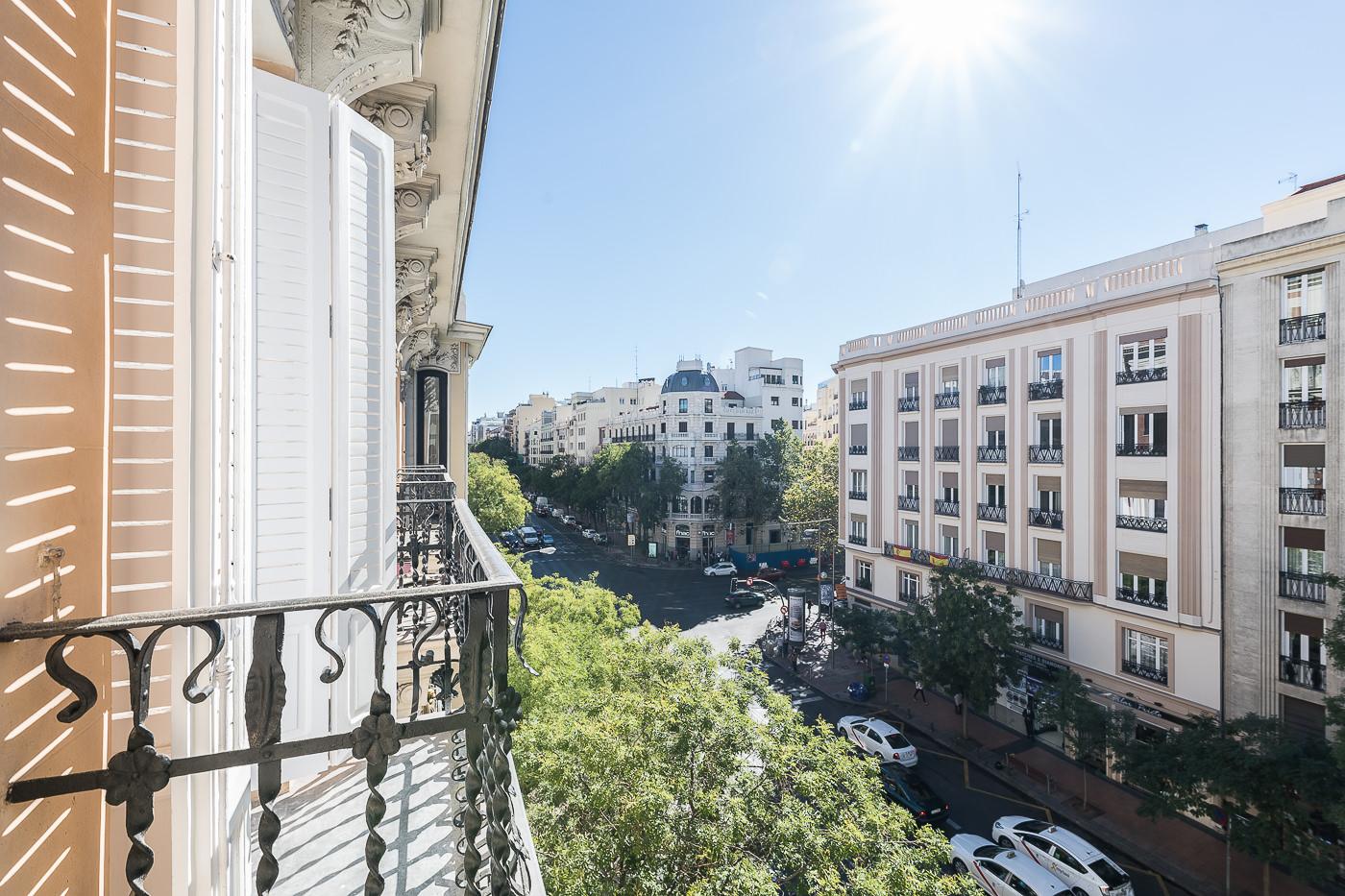 A estrenar, Barrio de Salamanca prime, techos de 3 metros, 252m2