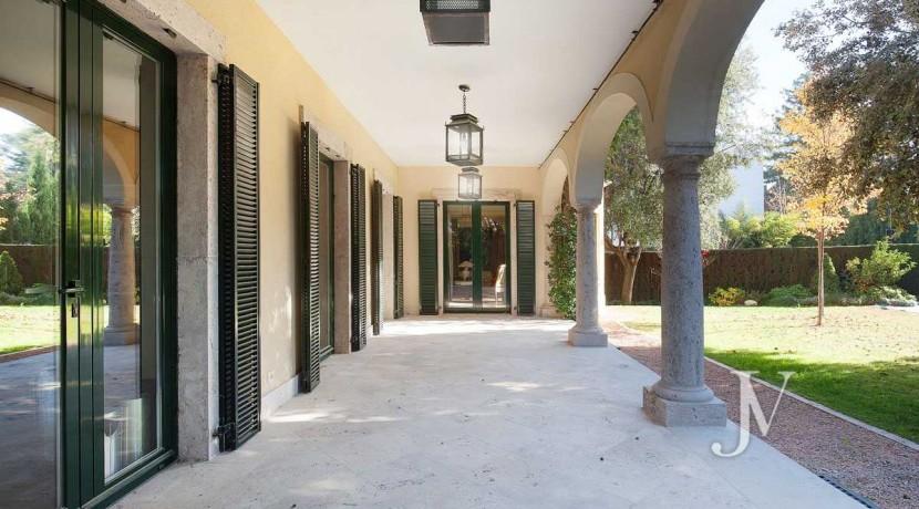 Chalet en venta en Puerta de Hierro, construido en el 2005 21