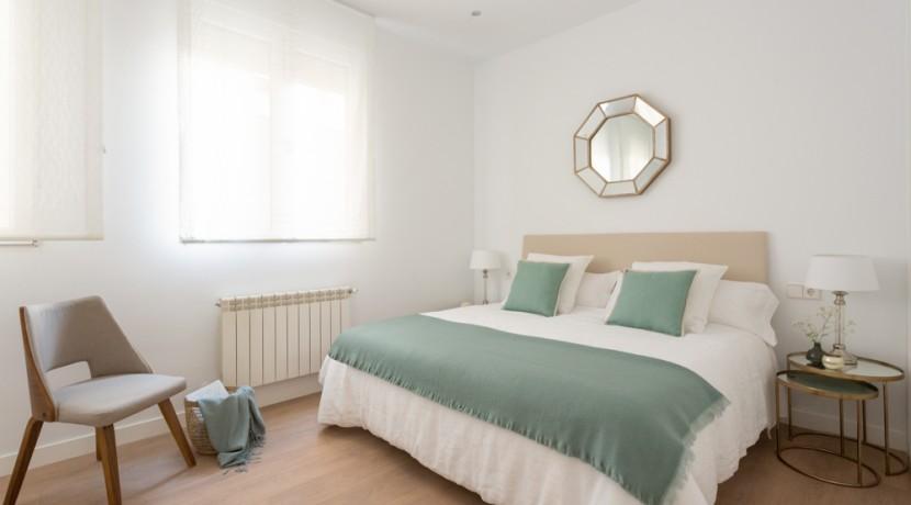 Barrio de Salamanca, a estrenar, 2 dormitorios, 2 baños, 2º planta interior 15