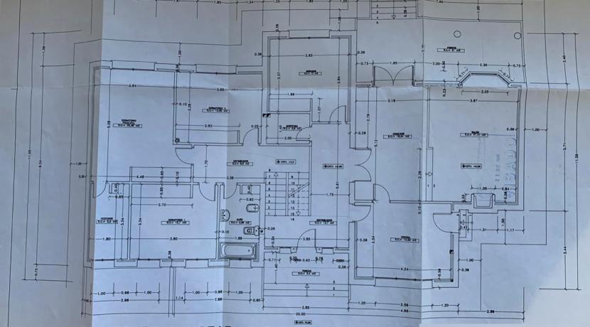 Plano Valle de Belagua 51 planta baja