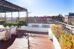 Ático con terraza en la zona de Pío XII, edificio con jardín y piscina15