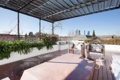 Ático con terraza en la zona de Pío XII, edificio con jardín y piscina26