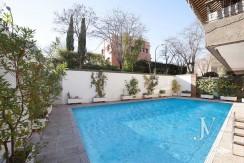 Ático con terraza en la zona de Pío XII, edificio con jardín y piscina30