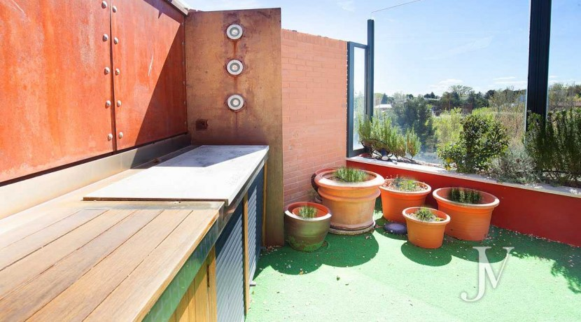 Ático con piscina privada en El Soto de La Moraleja 16