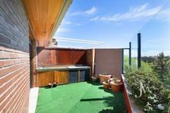 Ático con piscina privada en El Soto de La Moraleja 17