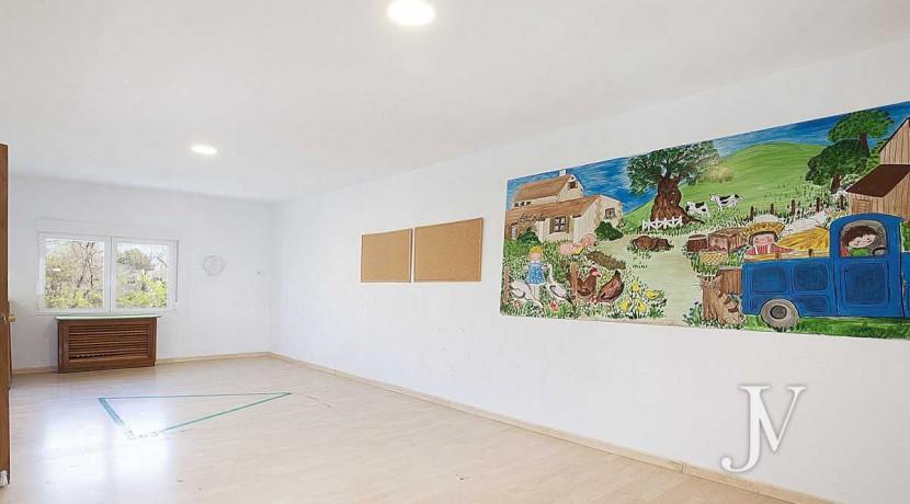 Chalet en El Viso, 503m2, calle principal, Vivienda ó Centro Educativo, amplio sótano 18