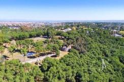 La Moraleja- terreno con vistas, de 46.309m2 para 1 o 4 unifamiliares, en la mejor zona de La Moraleja 1
