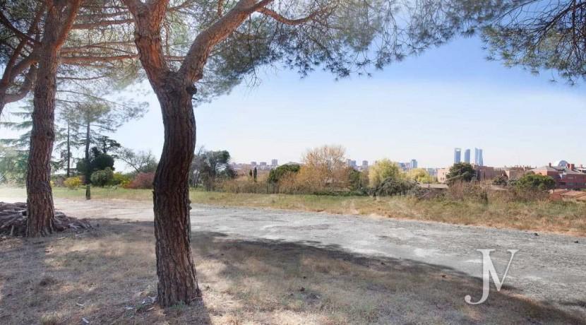La Moraleja- terreno con vistas, de 46.309m2 para 1 o 4 unifamiliares, en la mejor zona de La Moraleja 13