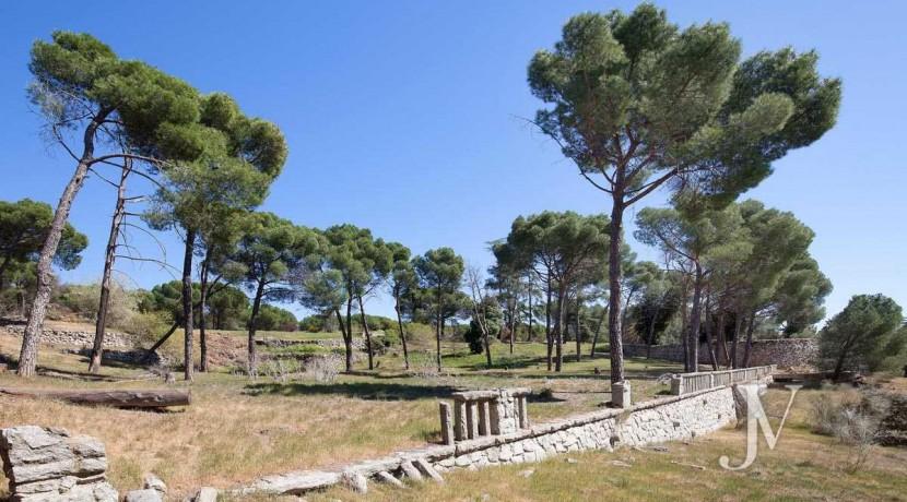 La Moraleja- terreno con vistas, de 46.309m2 para 1 o 4 unifamiliares, en la mejor zona de La Moraleja 15