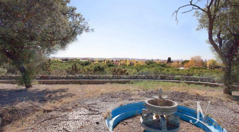 La Moraleja- terreno con vistas, de 46.309m2 para 1 o 4 unifamiliares, en la mejor zona de La Moraleja 2