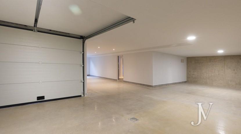 Puerta de Hierro- Obra Nueva, pareado, salón con techos de doble altura 38