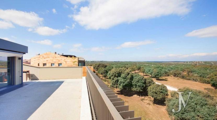 Valdemarín- Ático de Single Home, lindando con El Pardo, impresionantes vistas 47