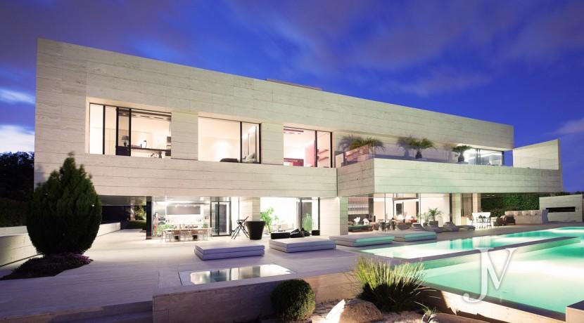 La Finca, vivienda exclusiva con Spa, calidades superiores 1
