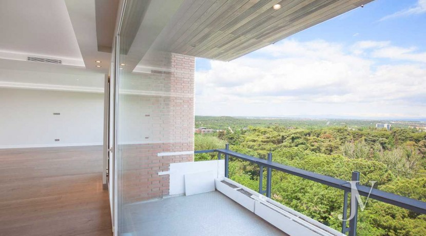 Rosales, impresionantes vistas, 436m2 a estrenar, 3 plazas de garaje 3