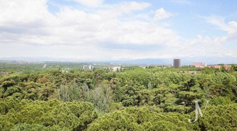 Rosales, impresionantes vistas, 436m2 a estrenar, 3 plazas de garaje 5