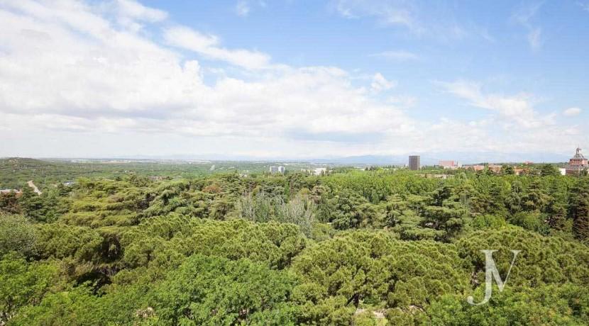 Rosales, impresionantes vistas, 436m2 a estrenar, 3 plazas de garaje 7