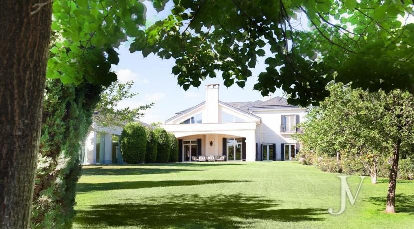 Las Rozas, Molino de la Hoz, 6.300m2 de parcela, 1.600m2 de vivienda, calidades premium 48