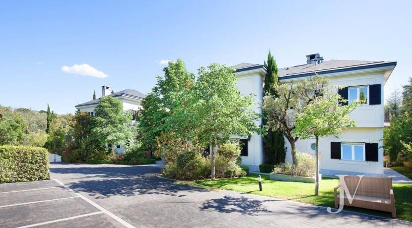 Las Rozas, Molino de la Hoz, 6.300m2 de parcela, 1.600m2 de vivienda, calidades premium 63