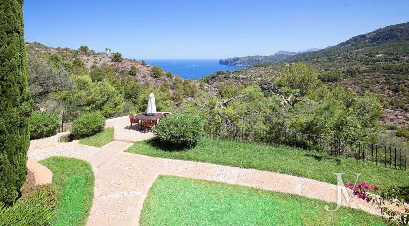 Mallorca - Deiá (Islas Baleares)- Vistas al Mar. Villa de 7 dormitorios con 30.000m2 de parcela 16