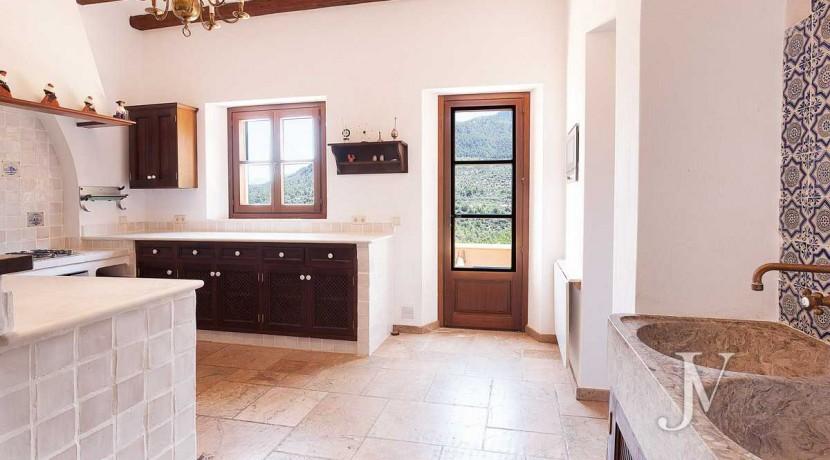 Mallorca - Deiá (Islas Baleares)- Vistas al Mar. Villa de 7 dormitorios con 30.000m2 de parcela 18